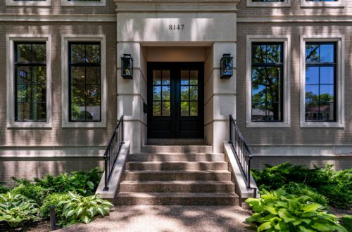 Inside Custom Clayton Residence | 8147 Stratford Drive