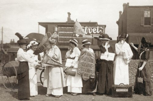 Groundbreaking St. Louis Women | Beyond the Ballot | Missouri History Museum