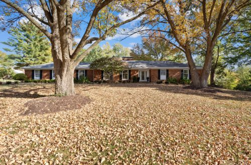 Fabulous Ranch in Town & Country | 1108 Westmoor Place