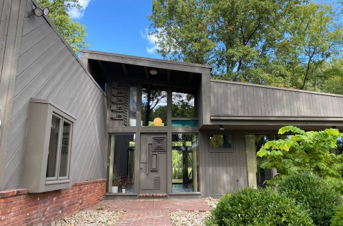 CLOSED: Isadore Shank Designed Home in Frontenac | 10615 Spoede Oaks