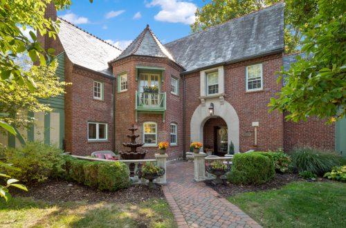 Impressive Tudor in Claverach Park | 7146 Wydown Boulevard