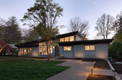 Transformation Tuesday: A Richard Cummings Masterpiece Reimagined by Mitchell Wall Architecture & Design