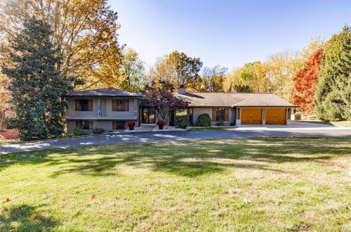 Updated & Recently Expanded Ladue Home | 1015 Lay Road