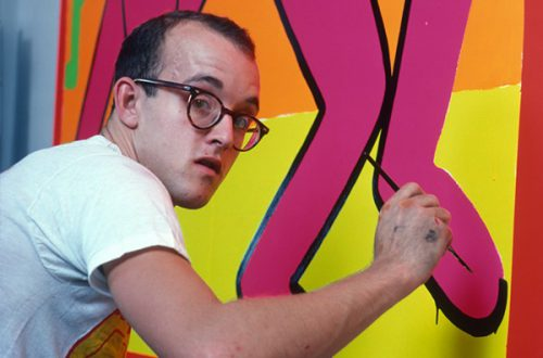 St. Louis' World Chess Hall of Fame Hosts Keith Haring Exhibit