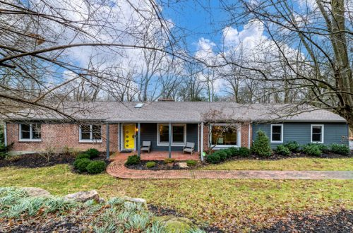 Updated Ranch in Ladue | 10 Ladue Forest Lane